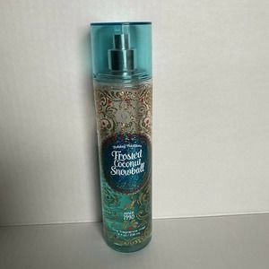 Bath Body Works Frosted Coconut Snowball
